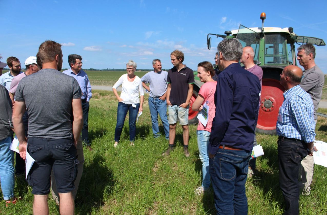 Excursie 31 mei Focus on Farming